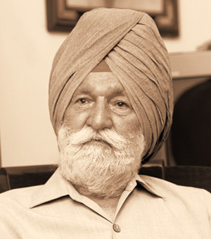 The Marshal of The Indian Air Force Arjan Singh