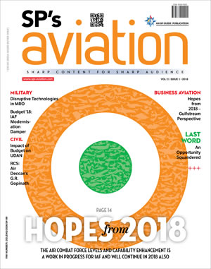 SP's Aviation ISSUE No 1-2018