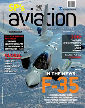 SP's Aviation ISSUE No 1-2019
