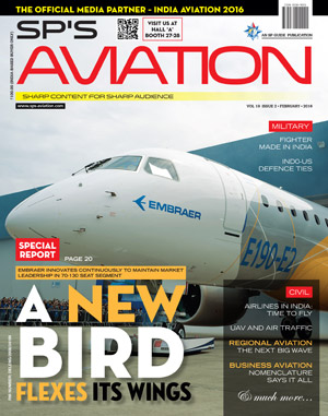 SP's Aviation ISSUE No 2-2016