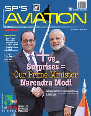 SP's Aviation ISSUE No 4-2015