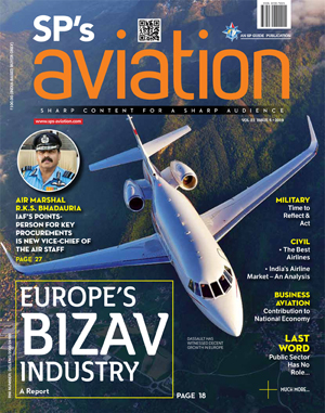 SP's Aviation ISSUE No 5-2019