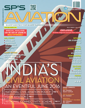 SP's Aviation ISSUE No 7-2016