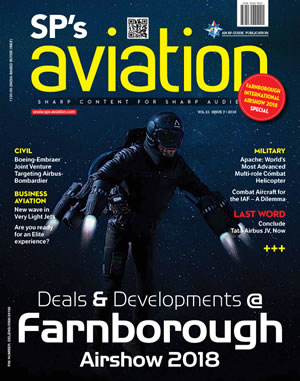 SP's Aviation ISSUE No 7-2018