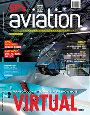 SP's Aviation ISSUE No 8-2020
